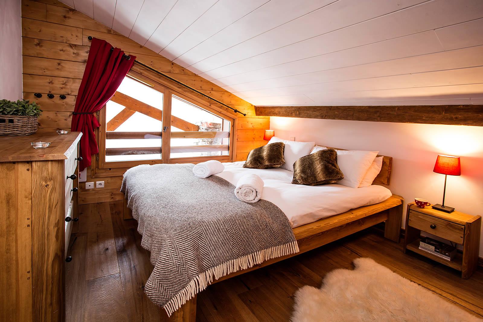 apartment le monal the sainte foy chalet company. Black Bedroom Furniture Sets. Home Design Ideas